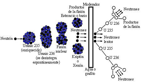 Resultado de imagen de A medida que los núcleos se hacen más grandes, la probabilidad de una fisión espontánea aumenta